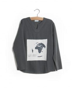 Sweatshirt mundo